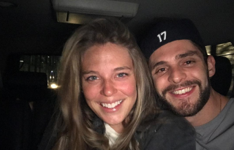 Thomas Rhett and Wife Lauren Enjoy First Date After Baby