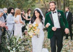 Kacey Musgraves Shares First Wedding Photo