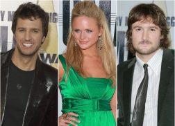 10 CMA Awards Nominees 10 Years Ago