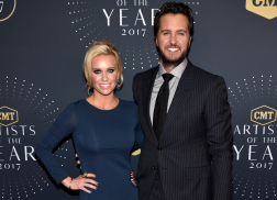 Luke Bryan Upgraded His Wife's Wedding Ring for Their 10th Anniversary