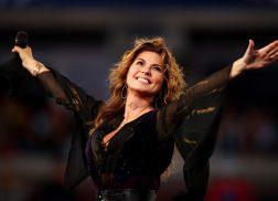 Shania Twain's Son Eja Enjoys His Own Musical Journey