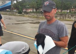 Kenny Chesney Helps Rescue Hundreds of Pets From U.S. Virgin Islands