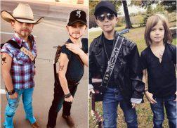 These Kids Dressed Up as Some of Country Music's Biggest Stars and Totally Won Halloween