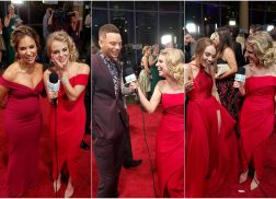 Nicole Franzel, Winner of 'Big Brother,' Takes the CMA Awards Red Carpet by Storm