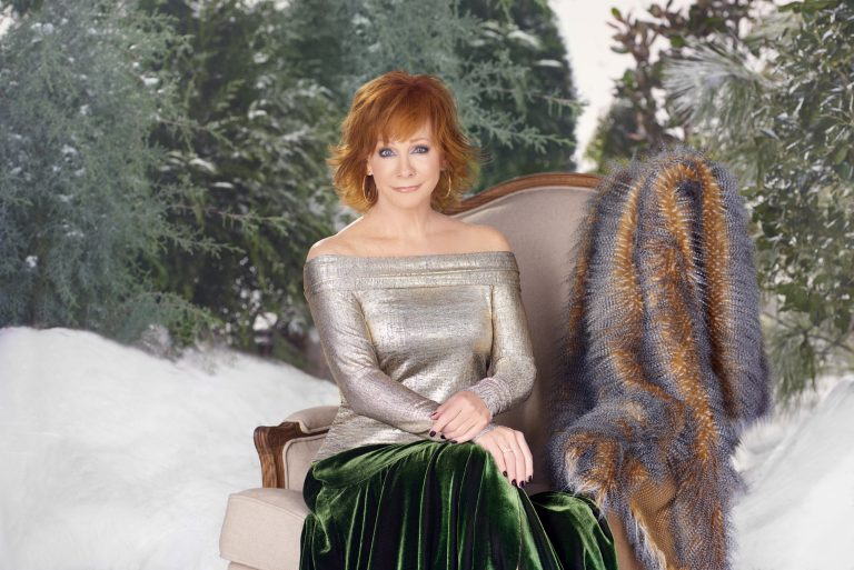 Reba Isn't a Spoiling Grandma During Christmas