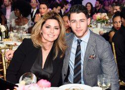 Shania Twain and Nick Jonas Drop Holiday Single, 'Say All You Want for Christmas'