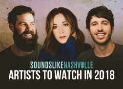 13 Country Artists to Watch in 2018