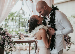Jana Kramer and Michael Caussin Renew Their Wedding Vows
