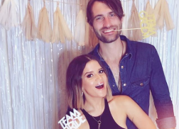 Maren Morris and Ryan Hurd Celebrate Engagement with Party in Texas