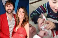 Dave Haywood Shares Sweet Video of Son Singing to Newborn Daughter