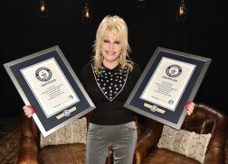 Dolly Parton Earns Two Guinness World Records Honors