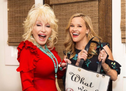 Dolly Parton Talks Ambition on Reese Witherspoon's New Unscripted Series