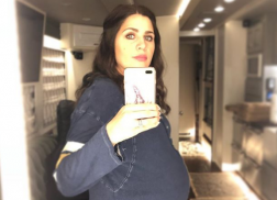 Hillary Scott Shares Video of Twins as She Nears the End of Pregnancy