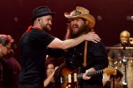 Chris Stapleton to Appear on Justin Timberlake's 'Man of the Woods'