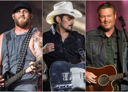 Watershed Festival Announces Brad Paisley, Blake Shelton and More for 2018 Lineup