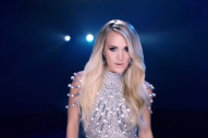 Carrie Underwood & NFL Pay Homage to Football Greats With 'The Champion' Video