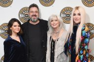 Vince Gill and Maren Morris Sing Backup Vocals for Kesha at All For the Hall