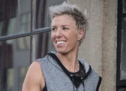 Celebrity Trainer Erin Oprea's Five Fab Exercises To Get Red Carpet Ready