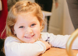 Hillary Scott Throws Daughter Eisele a Big Sister Party
