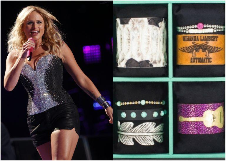 WIN a Set of Miranda Lambert-Approved Bracelets From Rustic Cuff