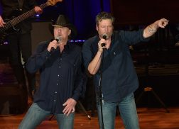 Trace Adkins Lends Musical Support to Mental Health Community