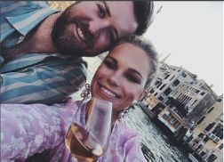 Charles Kelley and Wife Go on Dream Getaway to Italy