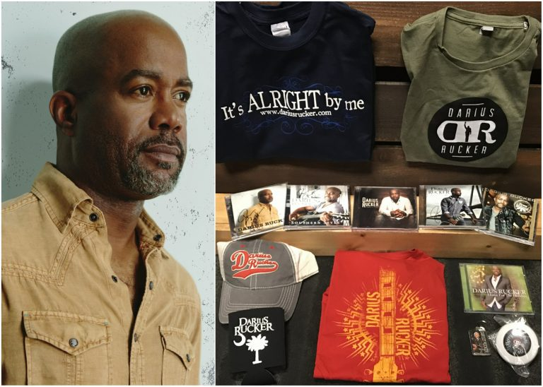 Enter for a Chance to WIN a Darius Rucker Prize Pack