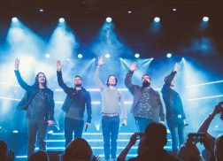 Home Free Dazzles Sold-Out Crowd With Headlining Show at the Ryman