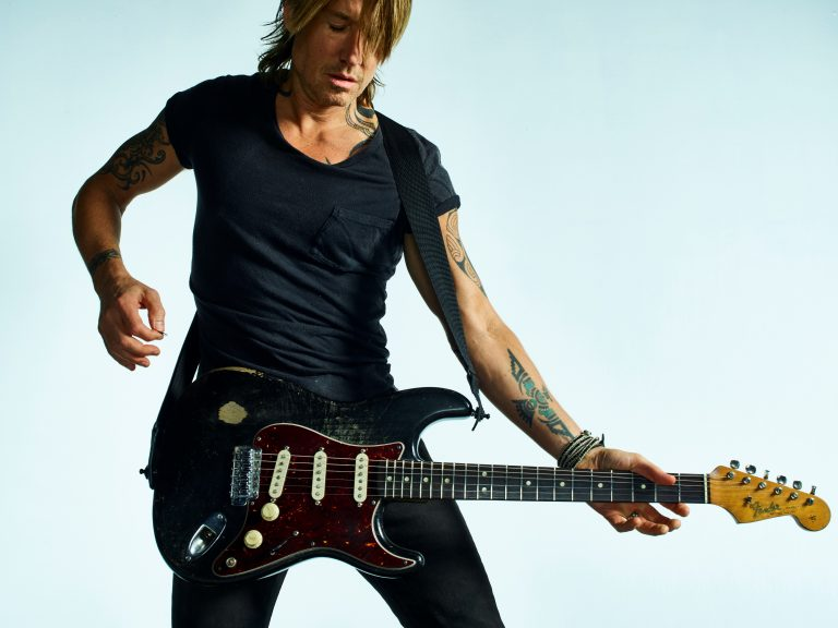 Enter For A Chance to WIN a Signed Keith Urban 'Graffiti U' CD