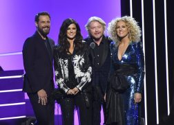 Little Big Town Takes 'Rocket Man' to New Heights