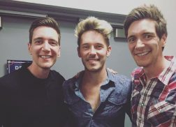 'Nashville' Cast Meets 'Harry Potter' Stars During UK Tour