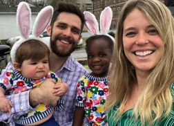 Seven Times Thomas Rhett and Lauren Akins Were the Best Parents Ever