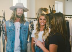 Brian Kelley and Wife Introduce Denim to Tribe Kelley Line