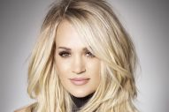 Carrie Underwood Reflects on 'Soul-Searching' Year, Ignoring Plastic Surgery Rumors