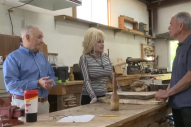 Dolly Parton Visits Senior Center Renamed After Late Parents