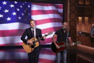 Darius Rucker and Jimmy Fallon Parody 'Only Wanna Be With You' to Thank Troops