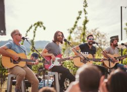 Live In the Vineyard Goes Country with Carrie Underwood, Old Dominion in Napa Valley