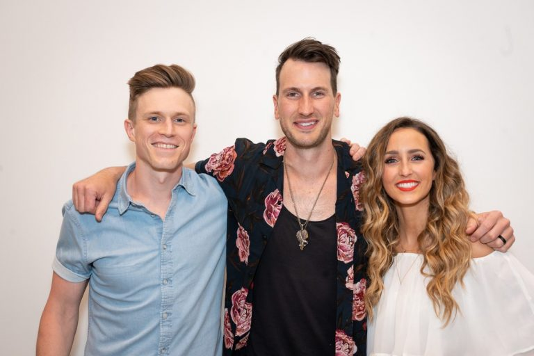 Russell Dickerson Celebrates His First Chart-Topping Single, 'Yours'