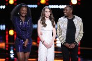 'The Voice' Narrows It Down to Eight Contestants