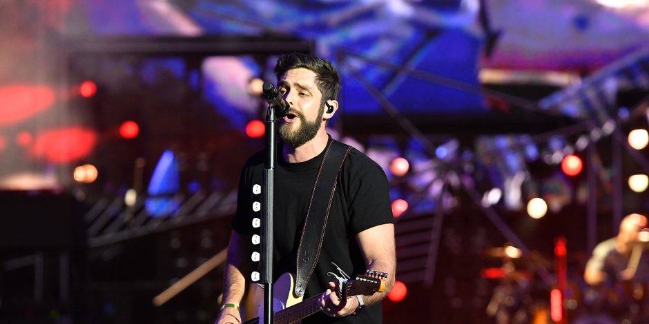 Thomas Rhett Teases Possible Collaborations for Fourth Studio Album