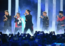 Backstreet Boys Bring the Dance Moves to 2018 CMT Music Awards