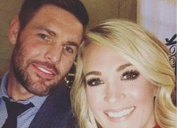 Happy Eighth Anniversary, Carrie Underwood and Mike Fisher! Eight Times They Were #RelationshipGoals