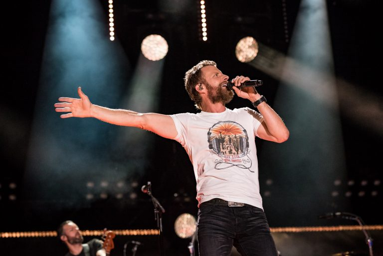 Enter For A Chance to WIN a Dierks Bentley Prize Pack Including 'The Mountain' Vinyl, Signed CD