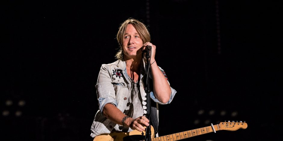 Keith Urban Keeps the Party Going Past Midnight at 2018 CMA Fest Night 3