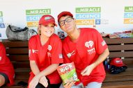 City Of Hope Celebrity Softball Game Hits Close to Home For Lauren Alaina, Jackie Lee