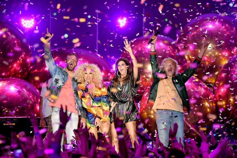 Little Big Town Reflect 'Happiness' in New Songs