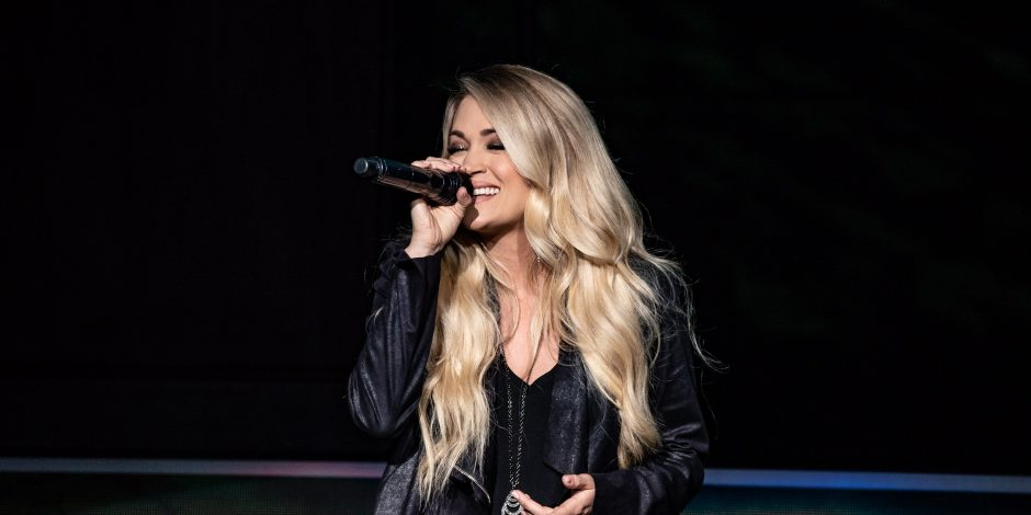 Carrie Underwood Announces Second Baby on the Way