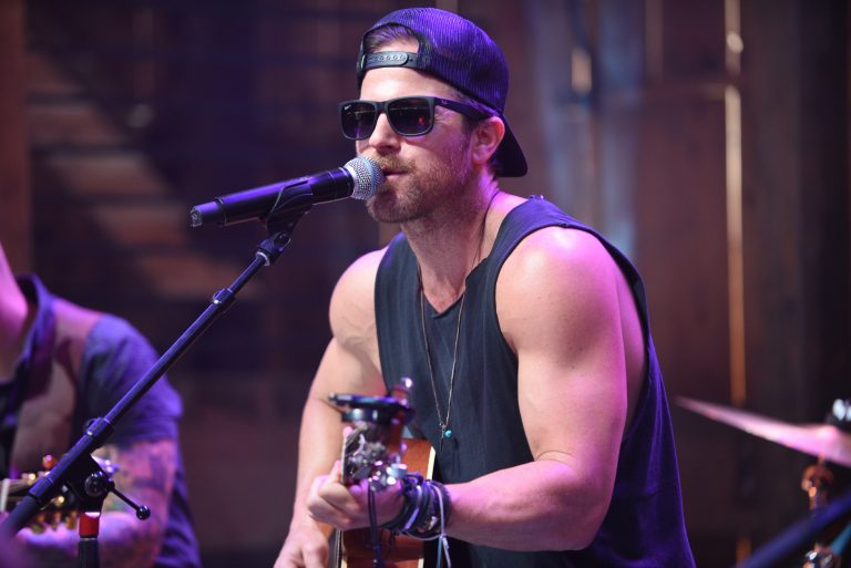 Winter to Heat Up with Kip Moore's Headlining After The Sunburn Tour