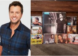 Enter for a Chance to WIN Luke Bryan's Entire Collection of Albums on CD