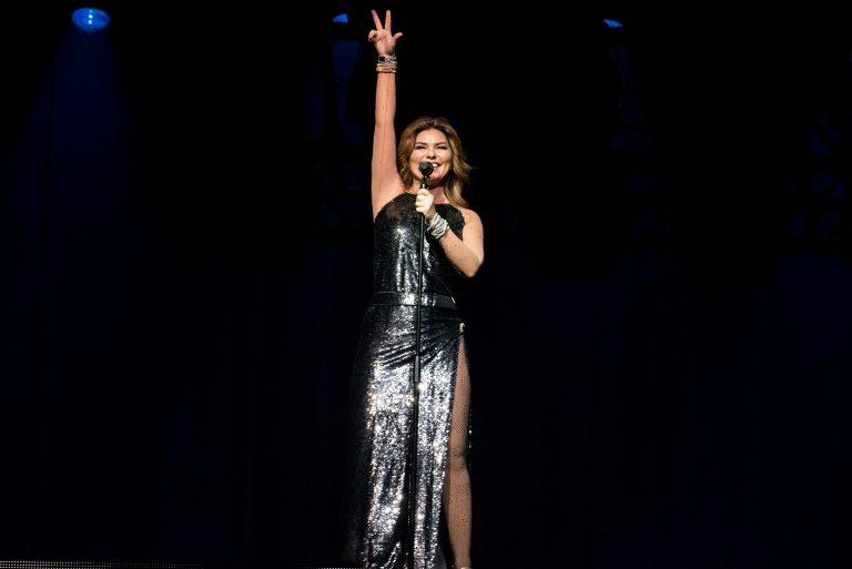 Shania Twain Announces Let's Go! The Vegas Residency